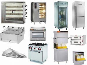 B2B-Anbieter von Gastronomiegeräten