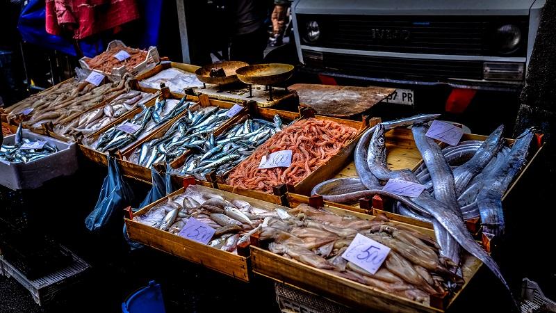 Mythos 6 Essen Sie keinen Fisch