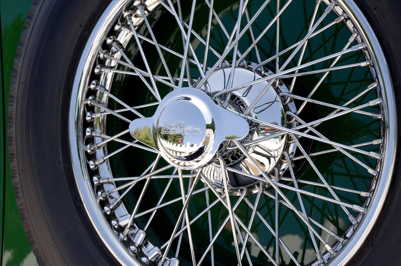 Schlucken Reifen