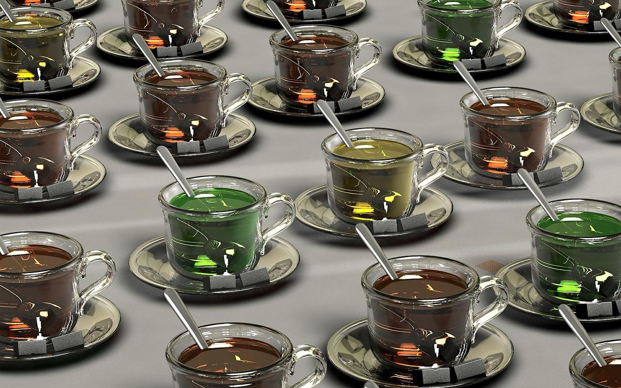 WHO-Behörde über Kaffee und Tee
