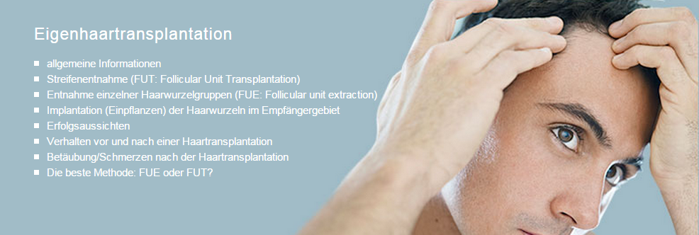 eigenhaartransplantation
