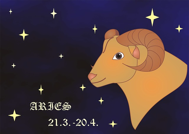 Sternzeichen Widder ♈ (21.3 - 20.4)