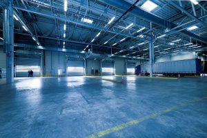 Gewerbliche und industrielle Beleuchtung