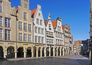 Günstiges Umzugsunternehmen aus Münster