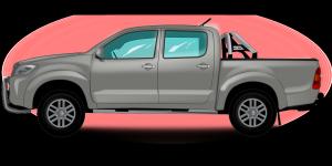 Günstige Pick-Up Ausstattung