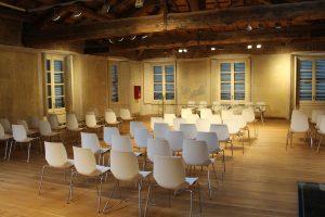 Seminarräume und Tagungshäuser
