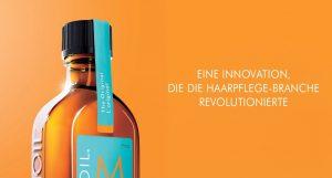 Dieses Öl revolutionierte die Haarbranche